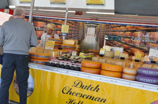 Europeisk matmarked i Gran