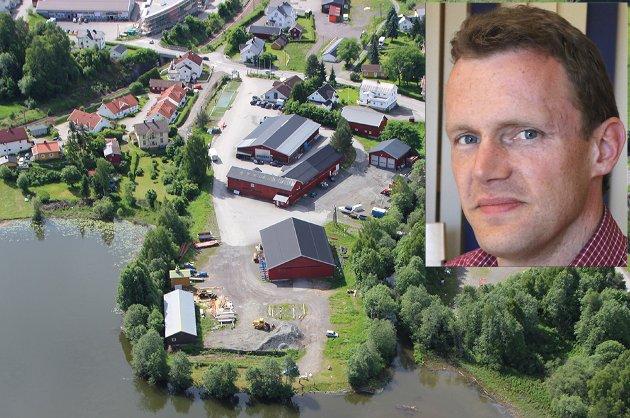 VIL HA SVAR: Pål-Arne Oulie (Sp).