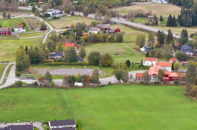 FARLIG SKOLEVEG: – Movegen er en farlig skoleveg. Vi som bor i Moen har visst dette i mange år, og forsøkt å gjøre noe med det i like mange, skriver Stig Olav Stokke.