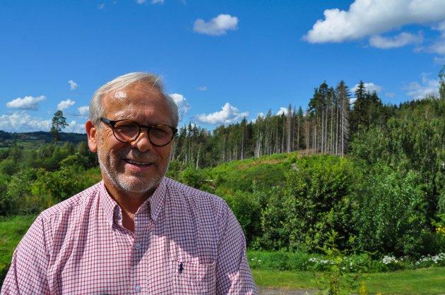 Willy Westhagen, ordfører og ordførerkandidat, Gran Bygdeliste