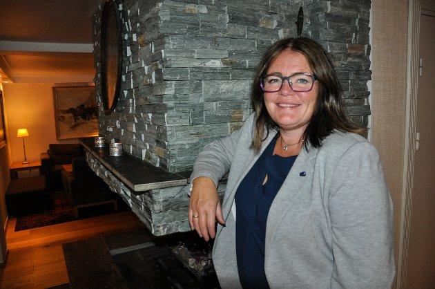 Kari-Anne Jønnes, gruppeleder Høyre, Innlandet fylkesting