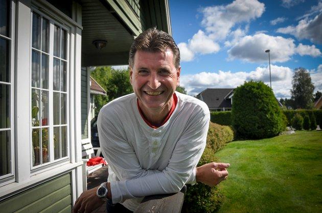 Stein Erik Lauvås, stortingsrepresentant og leder for Østfold Arbeiderparti.