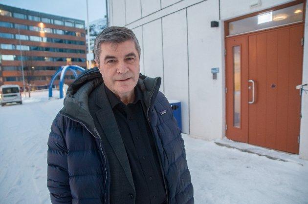 Alf E Jakobsen ønsker seg et tverretatlig samarbeidskontor til Hammerfest.