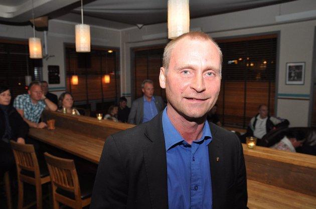 Statssekretær Ronny Berg. Arkivfoto