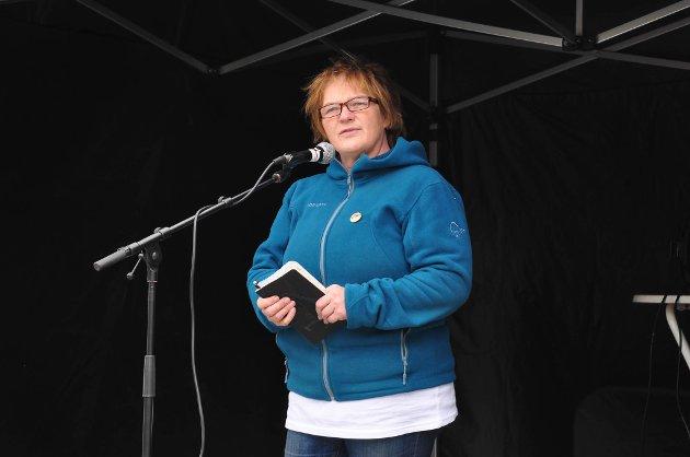 Randi Karlstrøm, her avbildet i 2018.