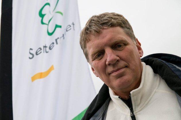 Geir Iversen, leder Finnmark Sp