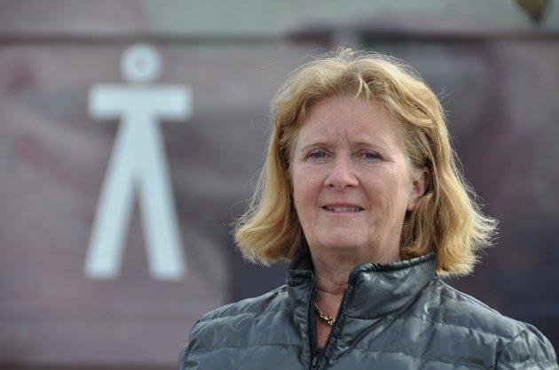 Irene Nielsen-Sjo i Kvinnherad Arbeidarparti.