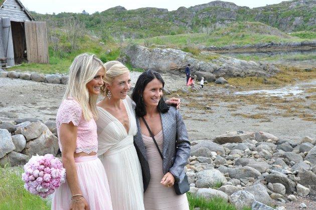 Therese Johaug, Kristin Størmer Steira og Marit Bjørgen.