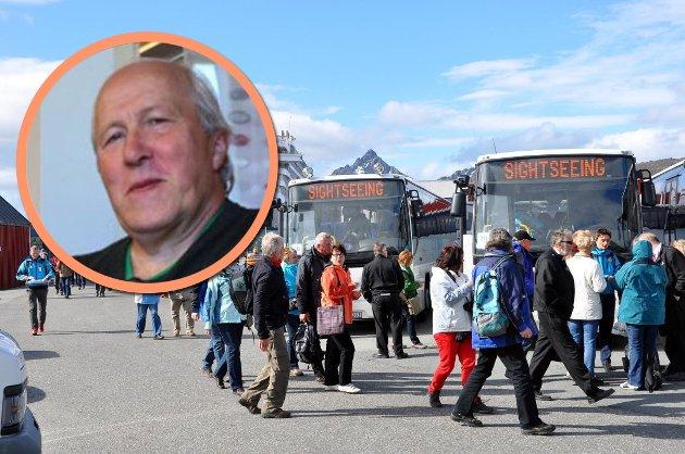 """GRØNN: Turismen skal bli grønnere i Lofoten når regionen skal bli """"De Grønne Øyene"""""""