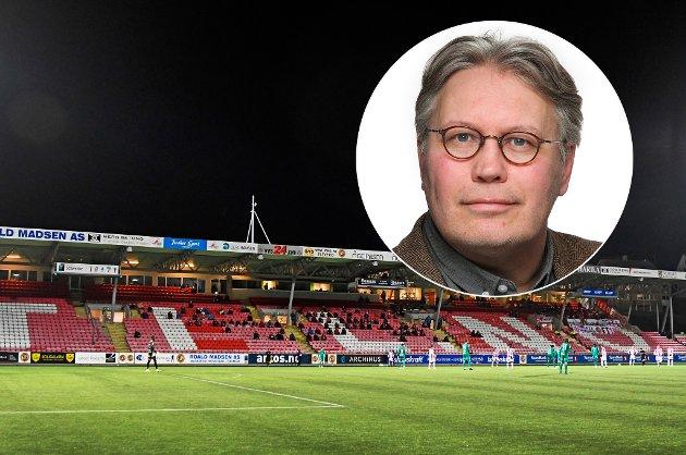 QATAR-DEBATTEN: I stedet for å feire det man har oppnådd, er TIL i ferd med å påføre seg selv et nederlag, skriver politisk redaktør Skjalg Fjellheim.