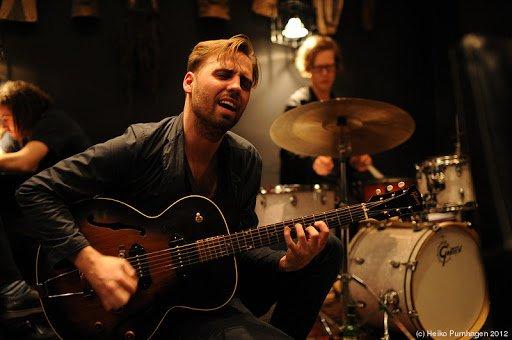 Pål Nyberg er en særdeles smakfull gitarist.