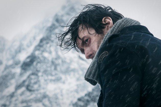 HOVEDROLLE: Thomas Gullestad gjør en god figur i rollen som Jan Baalsrud. Foto: FilmWEB