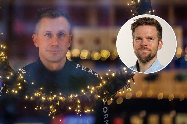 TUNG AKTØR: Nordlys' sportsleder Anders Mo Hanssen (innfelt) mener TIL bør strekke ut en hånd til Morten Gamst Pedersen og forhøre seg om fremtiden hans, kanskje ikke først og fremst som spiller.