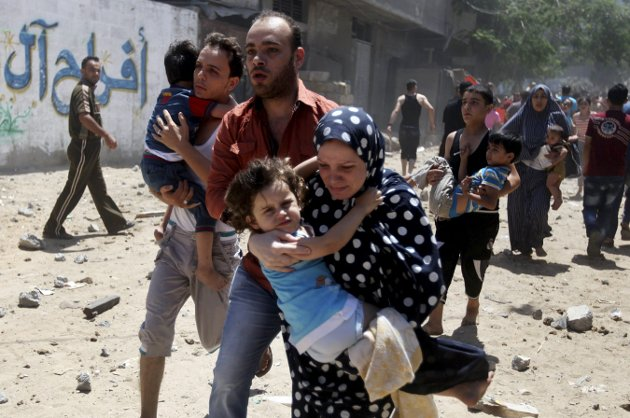 Illustrasjonsfoto: Gaza