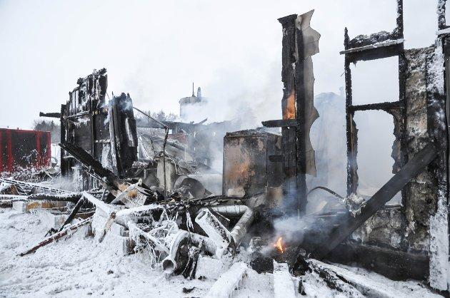 Ulykken på Skreia er en kraftig påminnelse om sårbarheten og betydningen av sikkerhet ved slike anlegg.