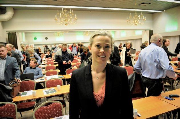 FLOM: – Senterpartiet mener at kommunene må få økonomisk handlingsrom til å utføre tiltak mot flom og skred. Kommunene må også få større innflytelse for å iverksette de nødvendige tiltakene, skriver Kjersti Bjørnstad.