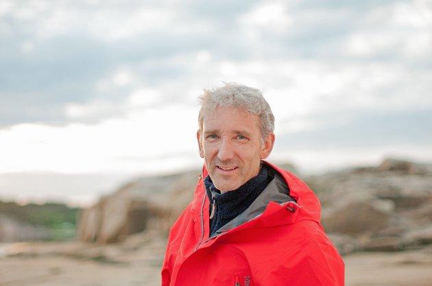VIKTIG: – Å komme seg ut er avgjørende for psyken vår, mener Lasse Heimdal, generalsekretær i Norsk Friluftsliv.
