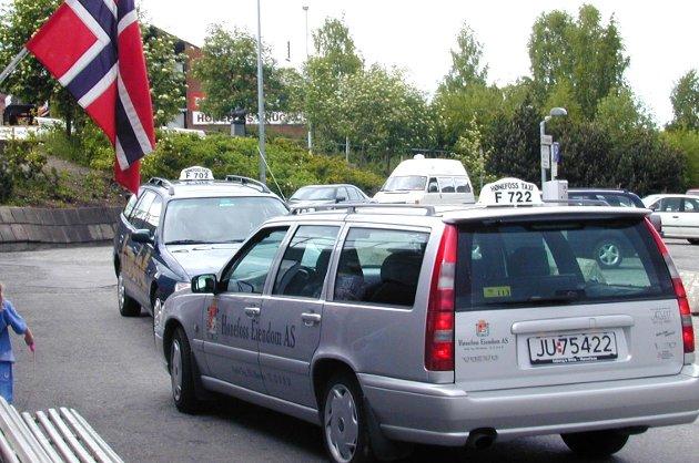 – Kommunen må tilrettelegge for en bedre transportavvikling, skriver Hilde Marie Steinhovden. (Arkivbilde)