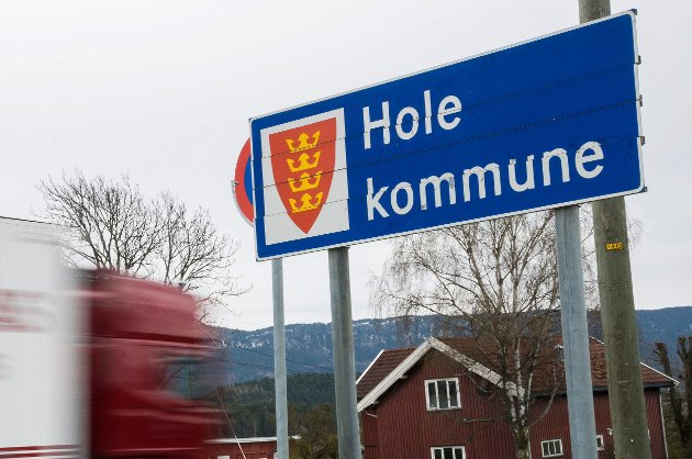 Hole kommune.
