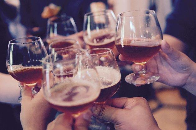 HVIT JANUAR: En pause fra alkoholen er en god idé for mange i januar, mener Randi Hagen Eriksrud i Alkovettorganisasjonen av-og-til.