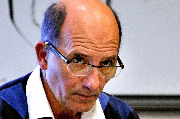 Håvard Jensen, medlem av fylkestingsgruppen til Viken Frp. (Foto: Jarl M. Andersen)