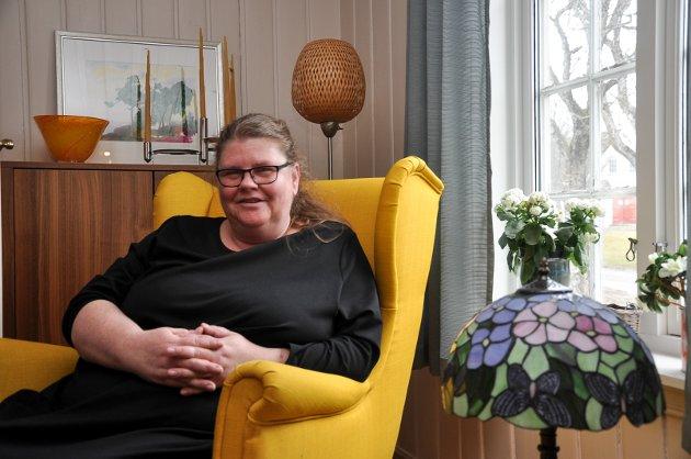 Anne Cecilie Elgarøy Ringen - Skiptvet prestegård