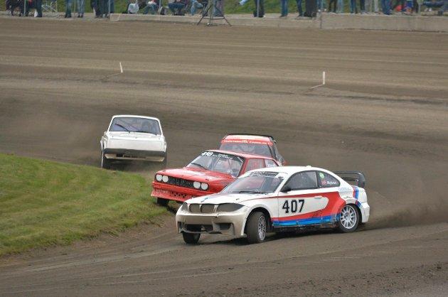 NM Rallycross på Momarken