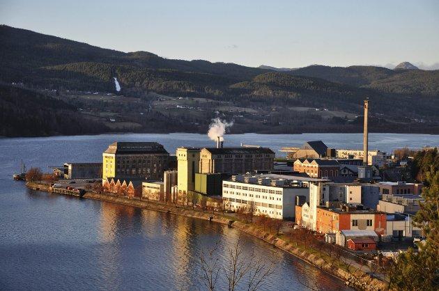 Hydroparken i Notodden