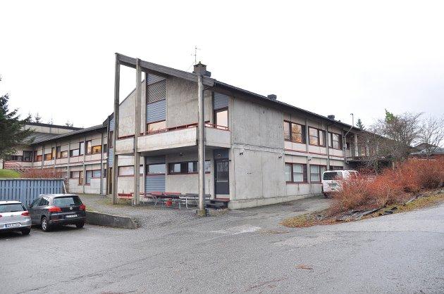 Sats mer på de distriktspsykiatriske sentrene, og ta vare på de døgnplassene som fortsatt eksisterer, skriver Frank Ødegaard.På bildet: Kristiansund psykiatriske senter.