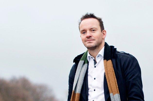 Geir Ove Ystmark, administrerende direktør i FHL, Fiskeri- og havbruksnæringens landsforening