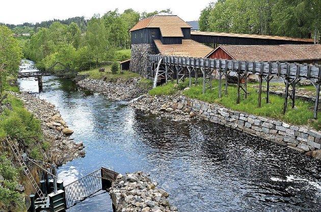 Jernverksmuseet har over en 10-års periode mottatt flere millioner kroner av Tvedestrands kulturbudsjett.