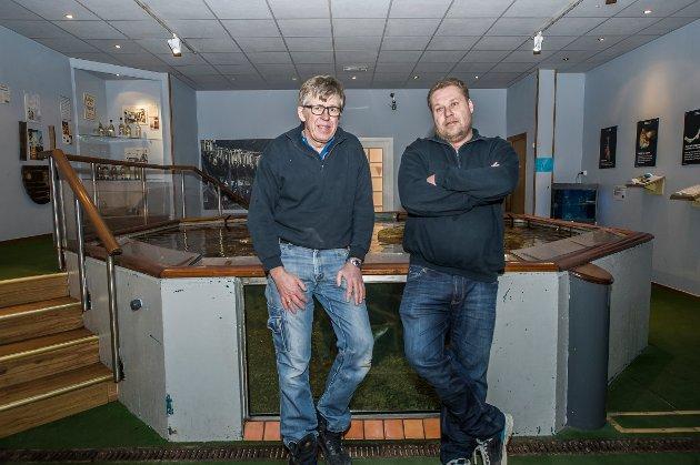 Klaus Bareksten og Henning Andresen