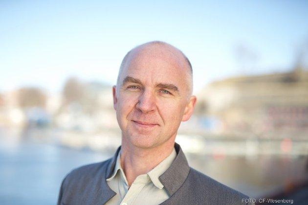 Øyvind Solum i Miljøpartiet De Grønne på Nesodden.