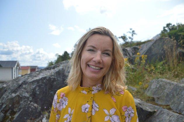 Cathrine Kjenner Forsland.