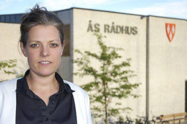 Marianne Røed: SP Ås. Foto: Bonsak Hammeraas: