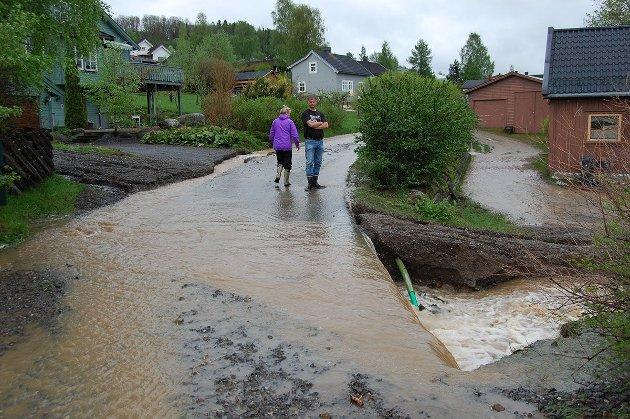 Hyppig styrtregn og ekstreme nedbørsmengder skaper utfordringer for byer og tettsteder.