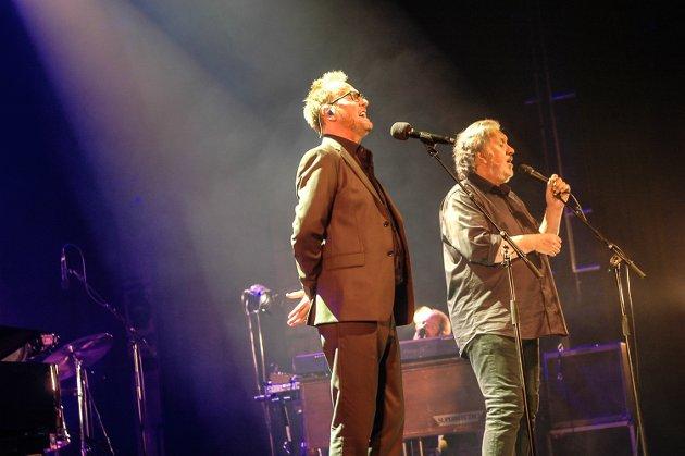Sigvart Dagsland og Bjørn Eidsvåg i Stormen. Foto: Rune Slyngstad