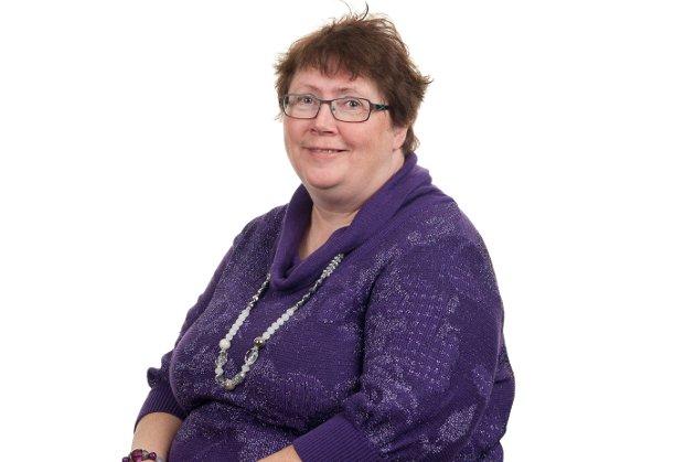 Forbundsleder Inger-Christin Torp