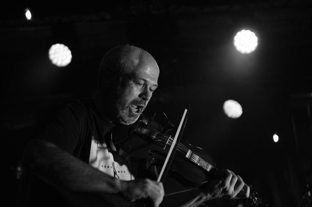 Nils Økland var årets komponist av Tingingsverket på Vossa Jazz.