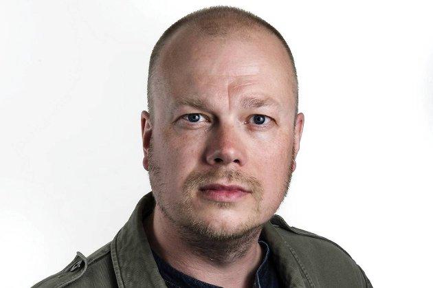 Kai Svellingen Flatekvål, journalist i BA.