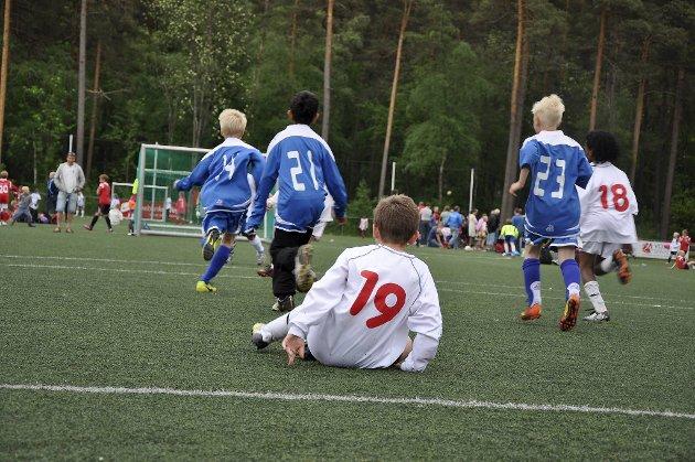 NFF Hordaland er ikke fornøyd med koronapakken til idretten. ARKIVFOTO: BA