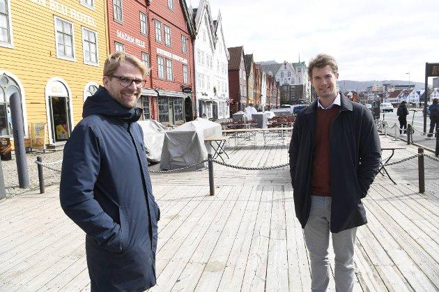 – Det er bred enighet om at de aller fleste utelivsbedrifter i Bergen driver på en redelig måte. Da virker det ekstra unødvendig å mistenkeliggjøre alle, svarer NHO,