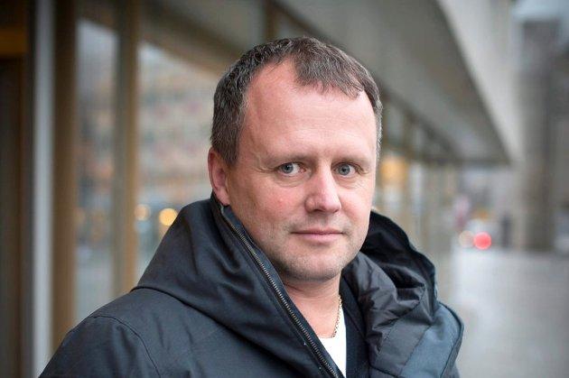 Tom Hedalen er leder av Human-Etisk Forbund