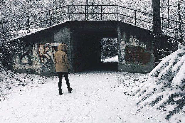 SPENNING: Det var senhøst og kaldt. Ingen barn som løp rundt og lekte og lo, skriver Stina Vinnord i sin krimnovelle.
