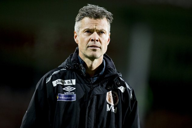 FLATKLEMT: Vegard Hansen sammenligner søndagens motstander Fredrikstad med en halvdød veps, som MIF skal knipse ned i do.
