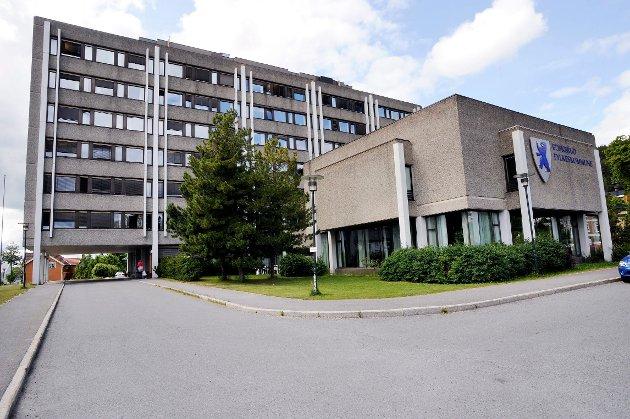 Buskerud Fylkeshus Drammen