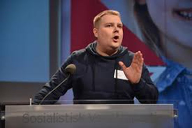 Gruppeleder, Tommy Berg Sosialistisk venstreparti, Troms og Finnmark fylkesting.