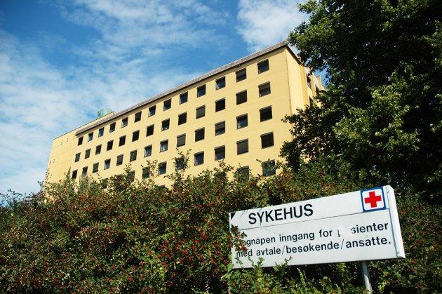 Det er ikke sykehuset som vekker kvalme hos Pia Marie Arnesen – og ikke flyktninger heller.