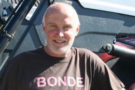 Svend Arild Uvaag, leder Østfold Bondelag: En mindre del av utviklingen skyldes regjeringens landbrukspolitikk, og den har først og fremst kommet de store brukene til del.