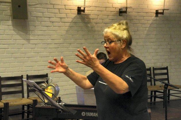 Egil Hovland-akademiet styrker musikksatsingen i Glemmen kirke. Vigdis Djupang har satt sitt preg på det fra hun var tilbake i arbeidet som korleder i Glemmen.